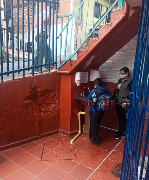 Modelo de Alternancia Colegio Cooperativo sede Fray Luis Amigó